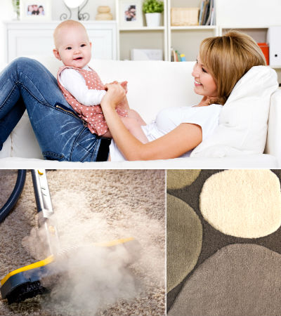 Oklahoma City Carpet & Tile Cleaning Service!